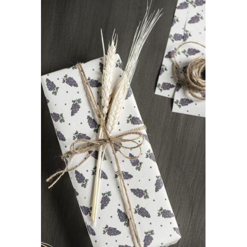 Balicí papír Spring Patterns - 5m
