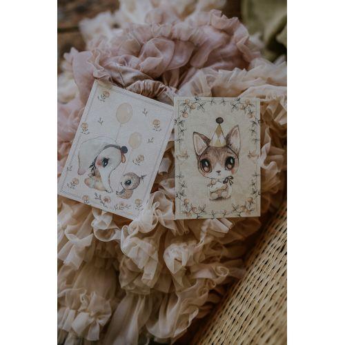 Dětské přání Ellie & Meow - Set 2 ks