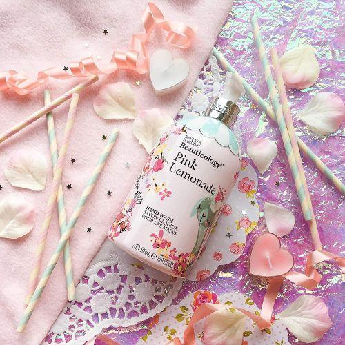 Tekuté mýdlo na ruce Lama Pink Lemonade - 500 ml