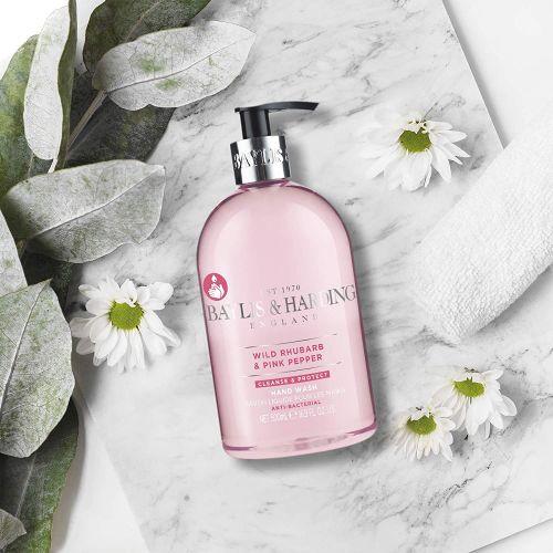Antibakteriální tekuté mýdlo Wild Rhubarb & Pink Pepper