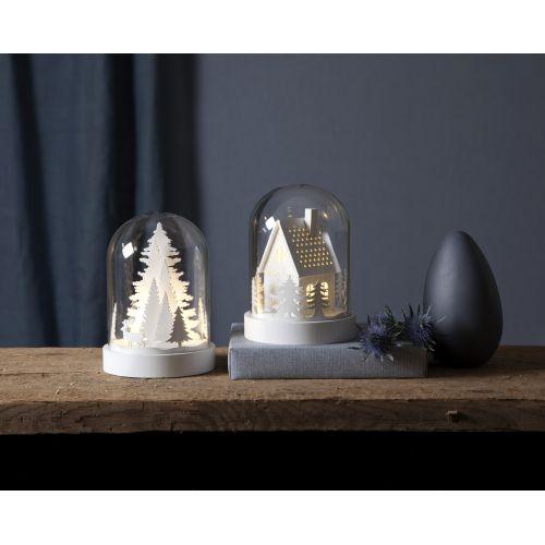 Svítící dekorace - Hidden Cottage