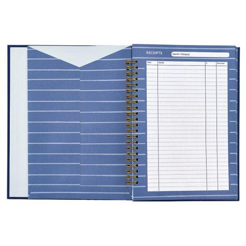 Zápisník na finance Pretty