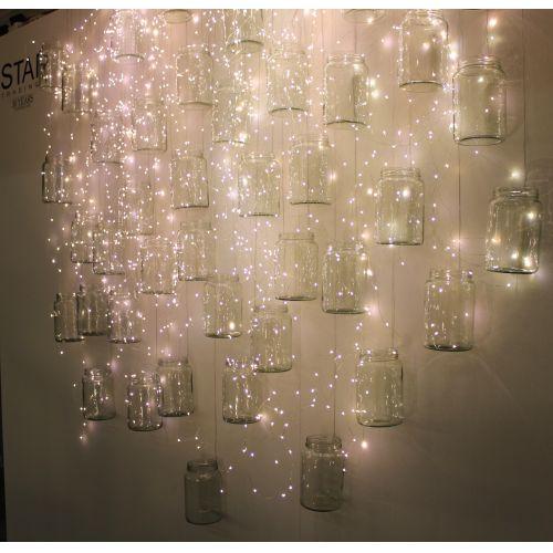 Světelný LED drátek Copper Light