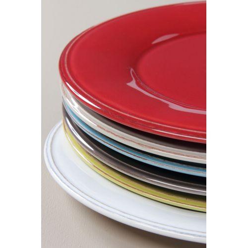 Obědový talíř Constance rouge 28 cm