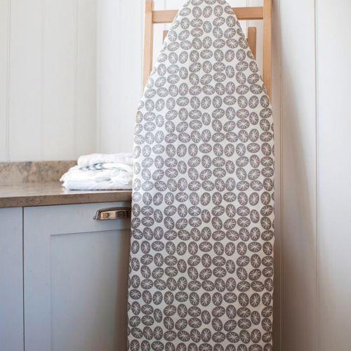 Bavlněný potah na žehlicí prkno Grey