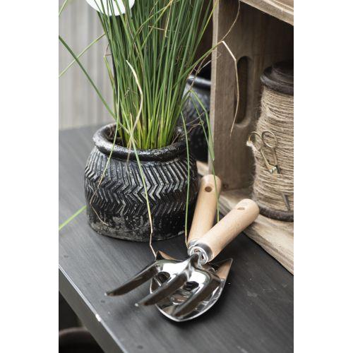 Mini zahradní lopatka - široká