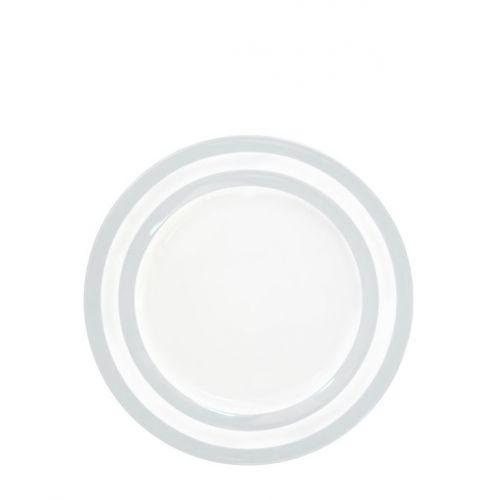 Obědový talíř Grey Stripes
