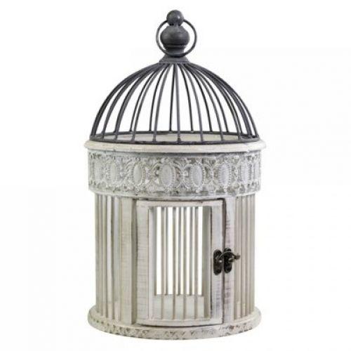 Dekorativní ptačí klec Antiq Bird Cage