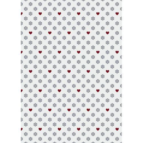 Balicí papír Snowflakes - 10m