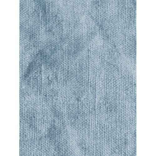Lněný povlak na polštář Dusty Blue 50x60cm