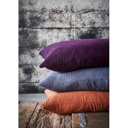 Povlak na polštář Quilted Cushion Charcoal