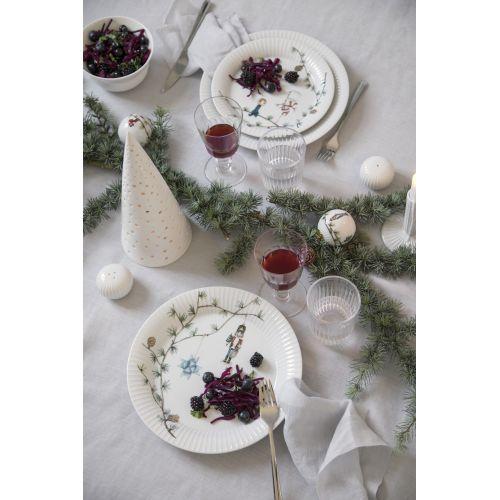 Obědový talíř Hammershøi Christmas