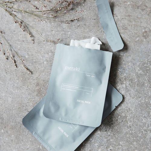 Textilní pleťová maska - anti-age