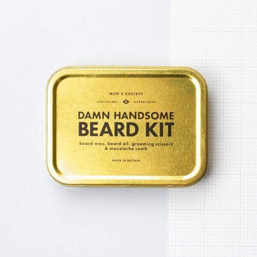 Sada pro péči o vousy Damn Handsome Beard