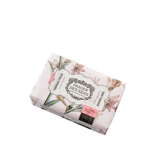 Extra jemné rostlinné mýdlo Shiny Tuberose 200g