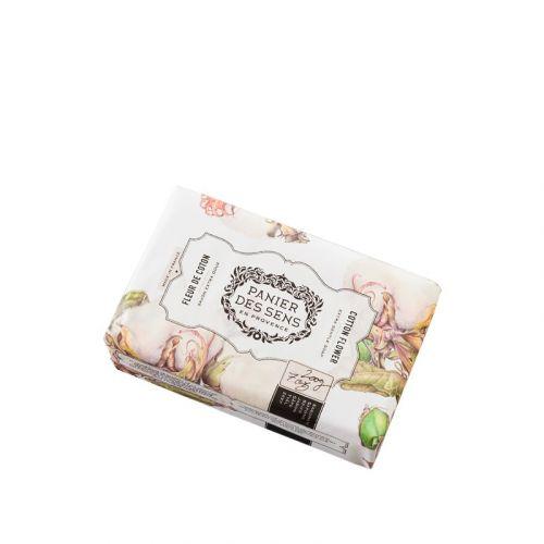 Extra jemné rostlinné mýdlo Cotton Flower 200g