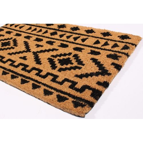 Kokosová rohožka Aztec Pattern