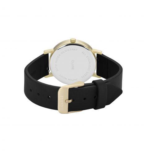 Hodinky Cluse La Roche Petite Gold Black Marble/Black