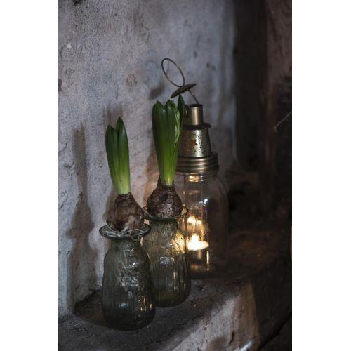 Váza Hyacint Moss green
