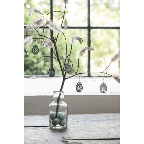 Skleněná váza Long Neck Handblown