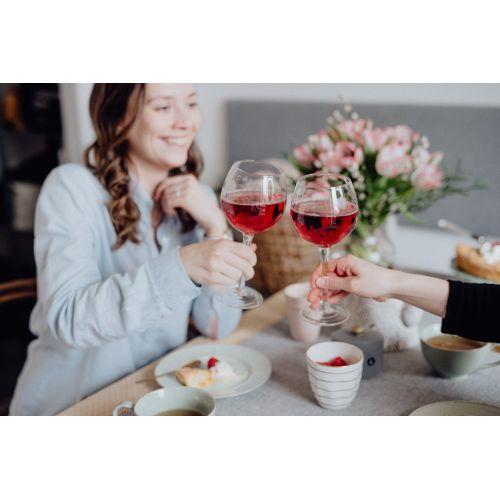 Sklenice na víno Clear Glass