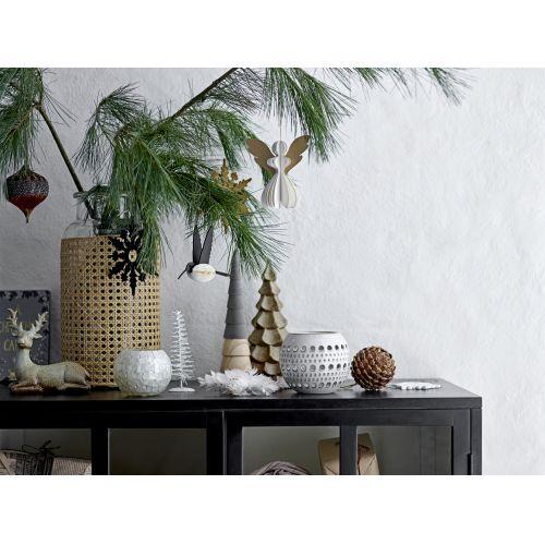 Kameninová adventní dekorace Tree