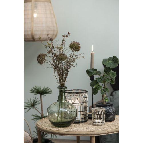 Skleněná váza Balloon Green