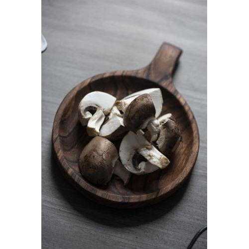 Dřevěné prkénko Acacia Wood Bowl