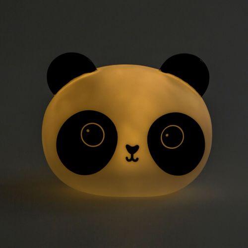 Dětská noční LED lampička Panda