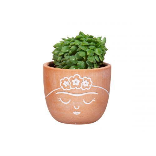 Keramický obal na květináč Frida Mini