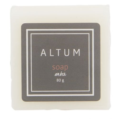 Kostka mýdla ALTUM - Amber 80gr