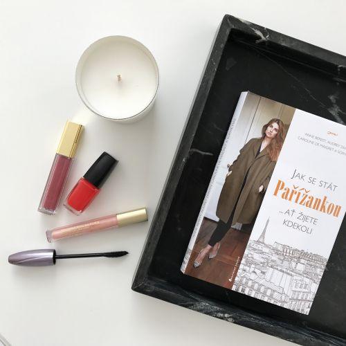 Kniha Jak se stát Pařížankou: ať žijete kdekoli (česky)