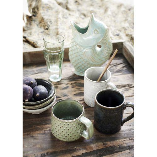 Keramický hrnek Stoneware Cool Tones