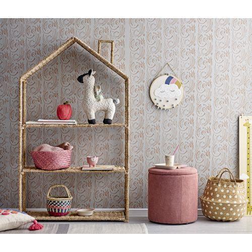 Textilní hračky Animals – set 6 ks