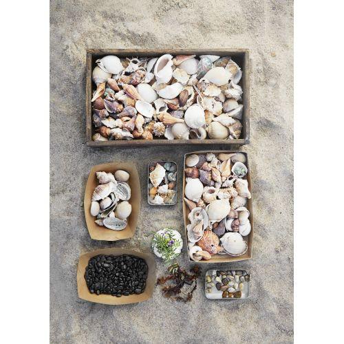 Mořské kamínky 850 g - mix barev