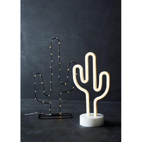 Dekorativní osvětlení Cactus 29cm