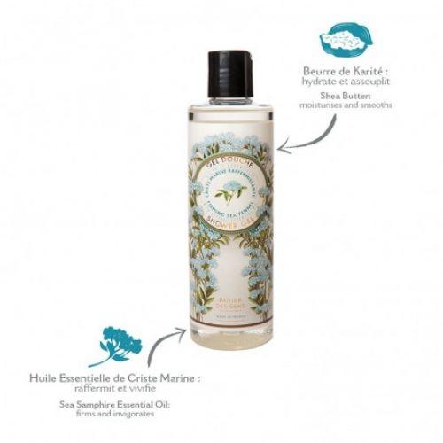 Zpevňující sprchový gel - mořský fenykl