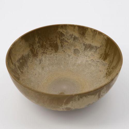 Servírovací miska Artstone Gold Medium - set 2ks