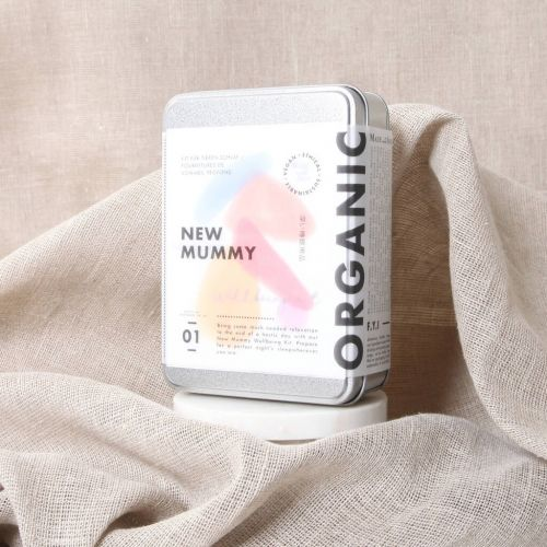 Pečující sada New Mummy Wellbeing Kit