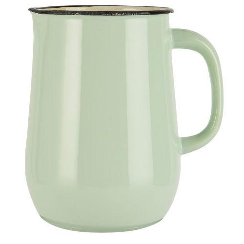 Smaltovaný džbán Light Green 2,5L