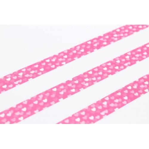 Japonská papírová páska Heart Spot