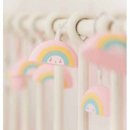 Světelný řetěz Rainbows