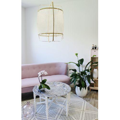 Závěsná lampa Silk Cashmere