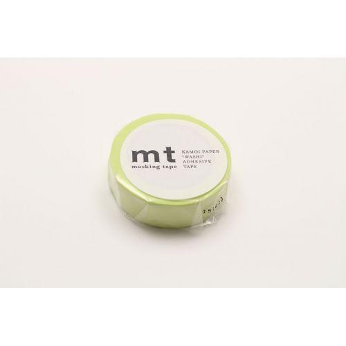 Designová samolepicí páska Pastel Lime