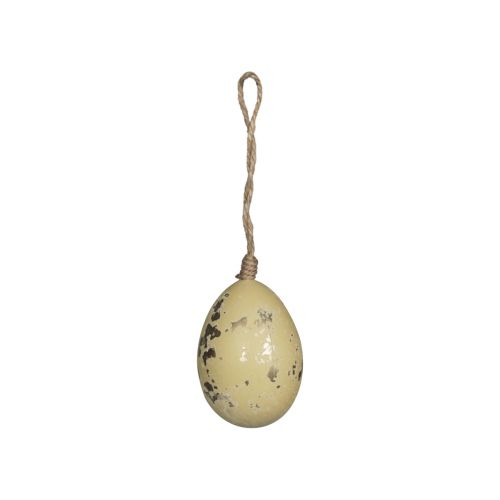 Závěsné plastové vejce Melon Gold