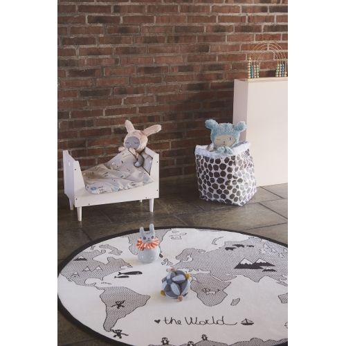 Bavlněný kobereček The World