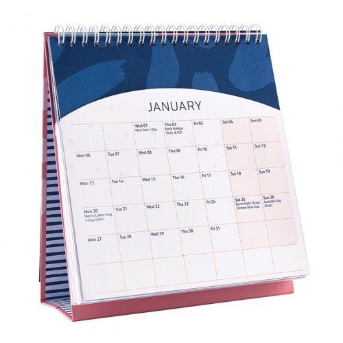 Stolní kalendář Sorbet Shores 2020