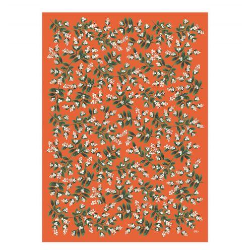 Balicí papír se jmelím Mistletoe