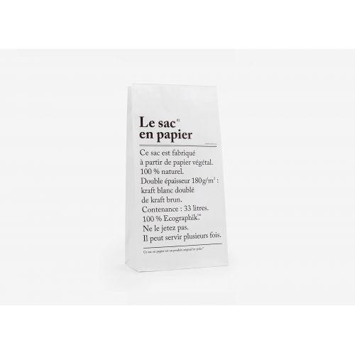 Papírový pytel Le Sac En Papier - 33L