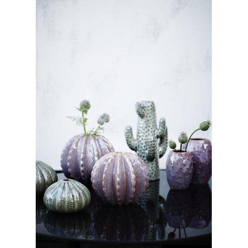 Kameninová váza Cactus Green